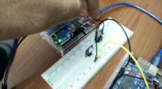 Arduino ile NRF24L01 Wireless Modül İle Led Kontrolü