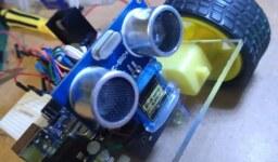 Arduino İle Engelden Kaçan Robot Yapımı