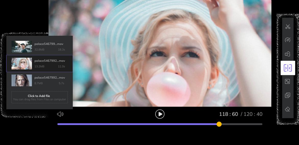 hitpaw video birleştirme