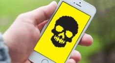 iPhone'da Virüs Temizleme