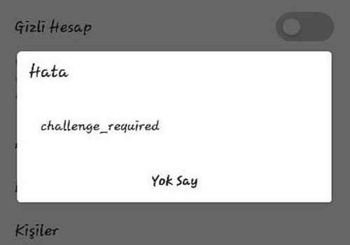 instagram-challenge_required-hatasi-cozumu