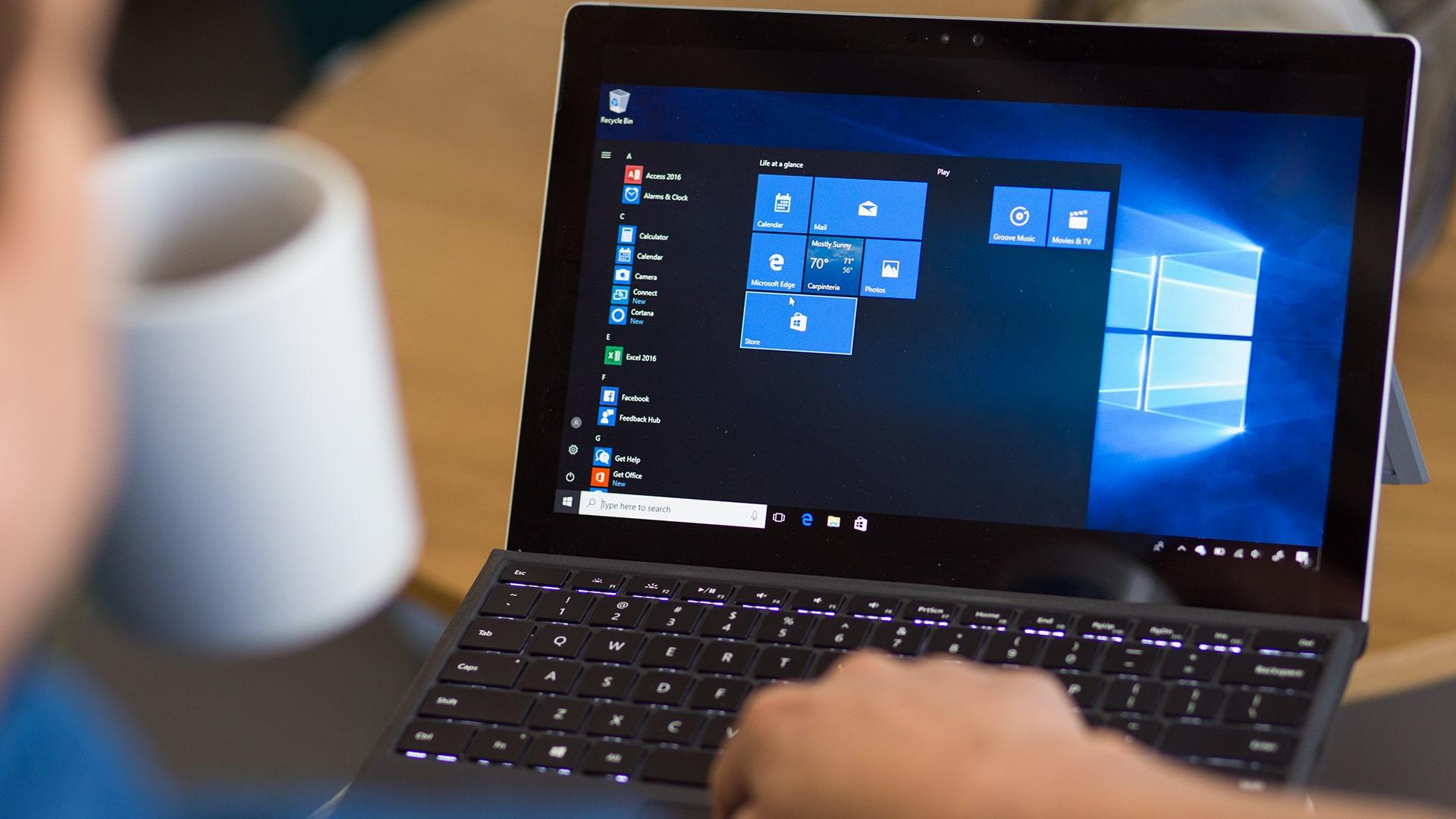 windows 10 ekran çözünürlüğünü değiştirme