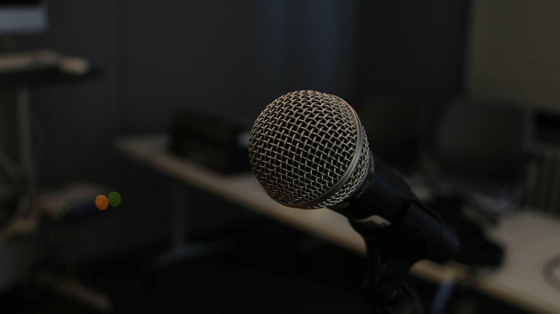 mikrofon testi
