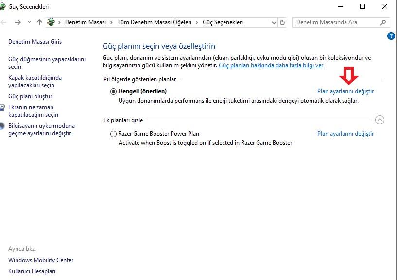 windows-10-uyku-modunda-internete-bagli-kalma-guc-secenekleri