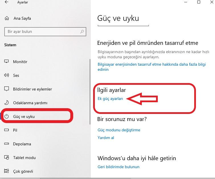 windows-10-uyku-modunda-internete-bagli-kalma-guc-ve-uyku
