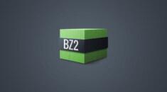 Windows 10'da BZ2 Dosyası Açma