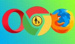 Firefox, Opera ve Chrome'da Ebeveyn Kontrolleri Nasıl Ayarlanır