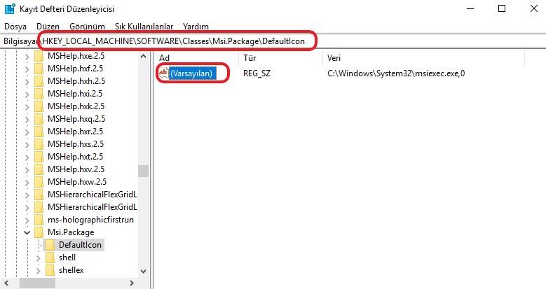 windows-10-birinin-program-yukleme-engel-kayit-defteri