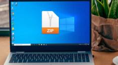 Windows 10'da Dosya Sıkıştırma