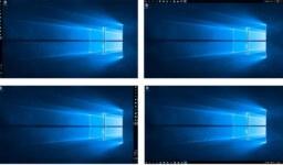 Windows Görev Çubuğu Pozisyonunu Değiştirme