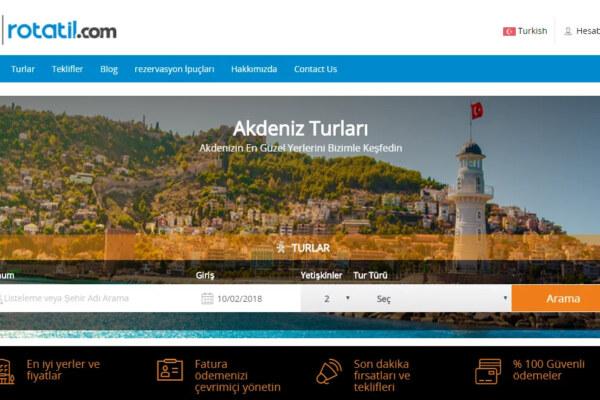 Turizm Acente Scripti Full Ücretsiz İndir
