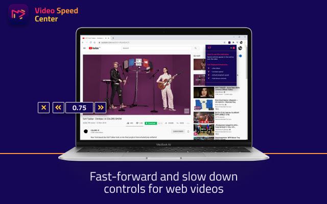 video hızlandırma eklentisi