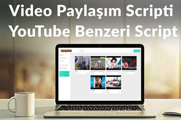 Video Paylaşım Scripti YouTube Benzeri Script (iwatch)